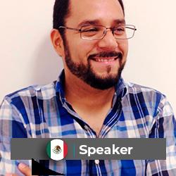 JC Medina speaker